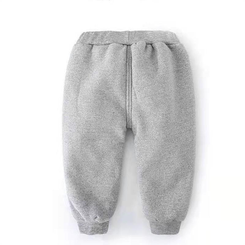 Dinosaur Pattern Sports Pants for Toddler Boy
