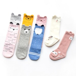Cartoon Animal Socks for Children's