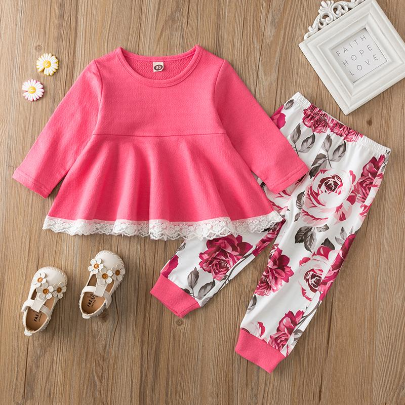 2-piece Suit for Baby Girl