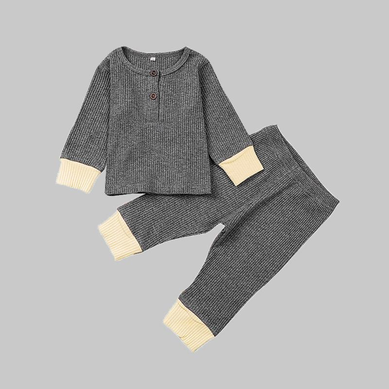 2-piece Casual Suit for Baby
