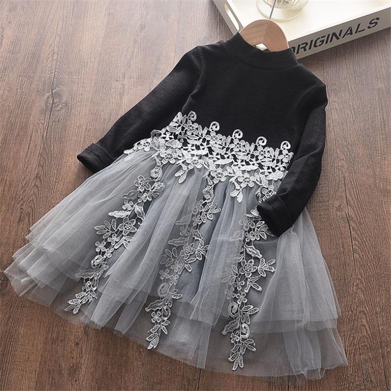 Mesh Princess Dress for Girl