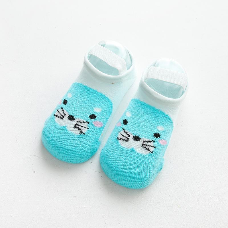 Cotton Animal Socks for Children