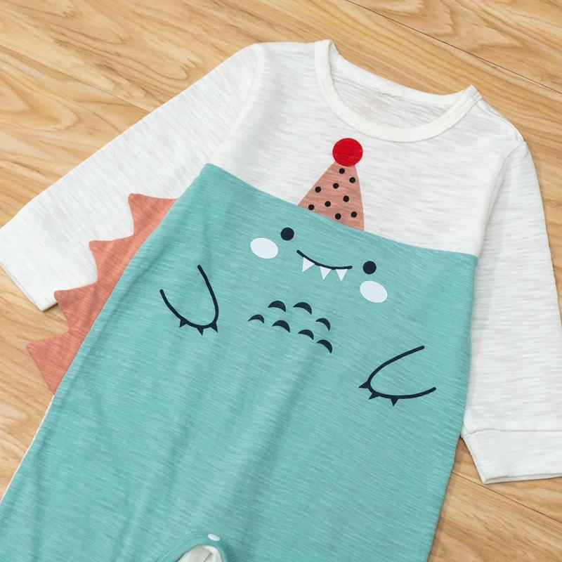 Cartoon Pattern Jumpsuit for Baby