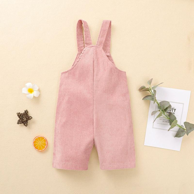 Bib Pants for Toddler Girl