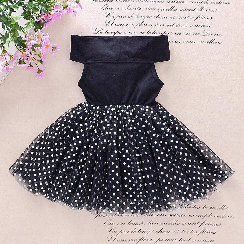 Trendy Stars Print One Shoulder Mesh Dress