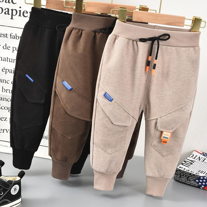 Sports Pants for Toddler Boy