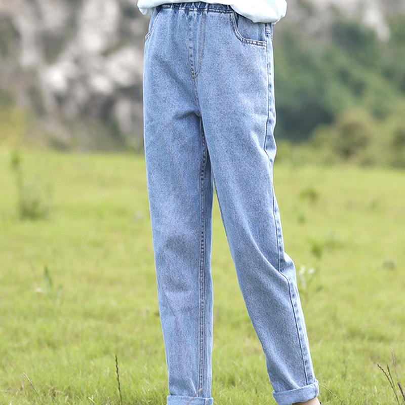 Loose Jeans for Toddler Girl