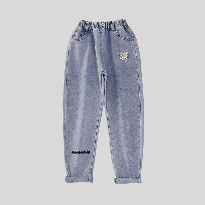Casual Jeans for Toddler Girl