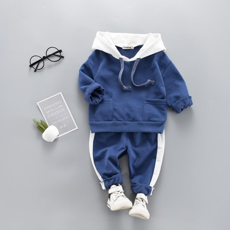 2-piece Hoodie & Pants for Toddler Boy