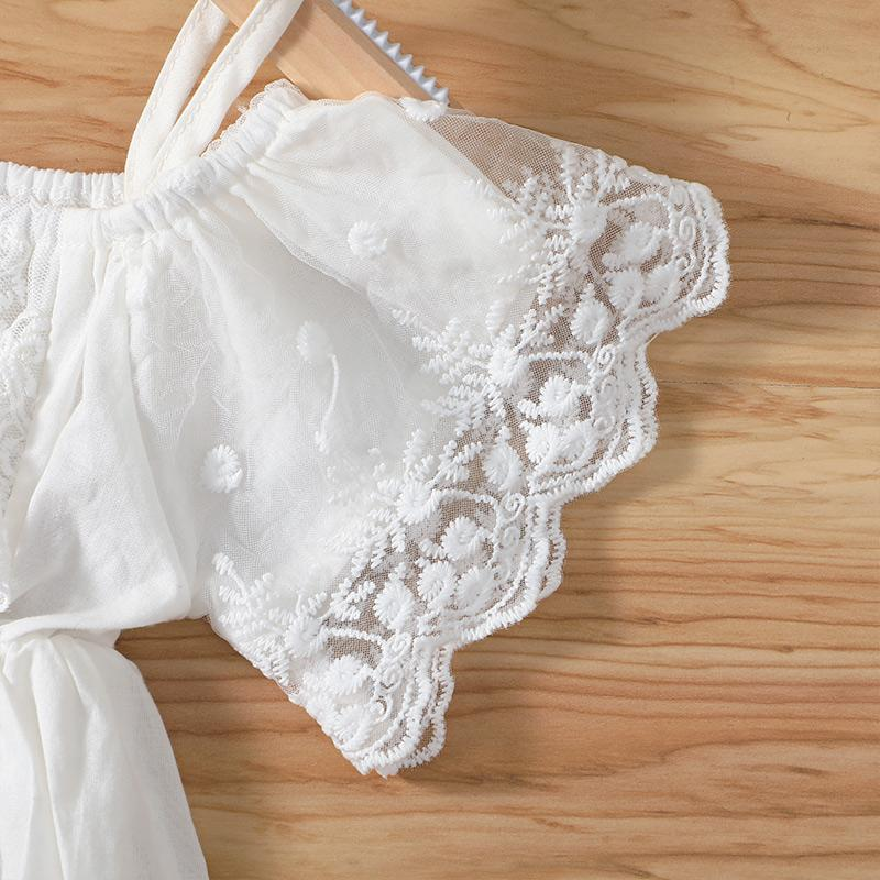 Lace Dress for Toddler Girl