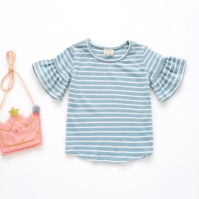 Striped T-shirt for Toddler Girl