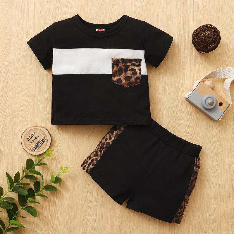 2-piece T-shirt & Shorts for Baby Boy