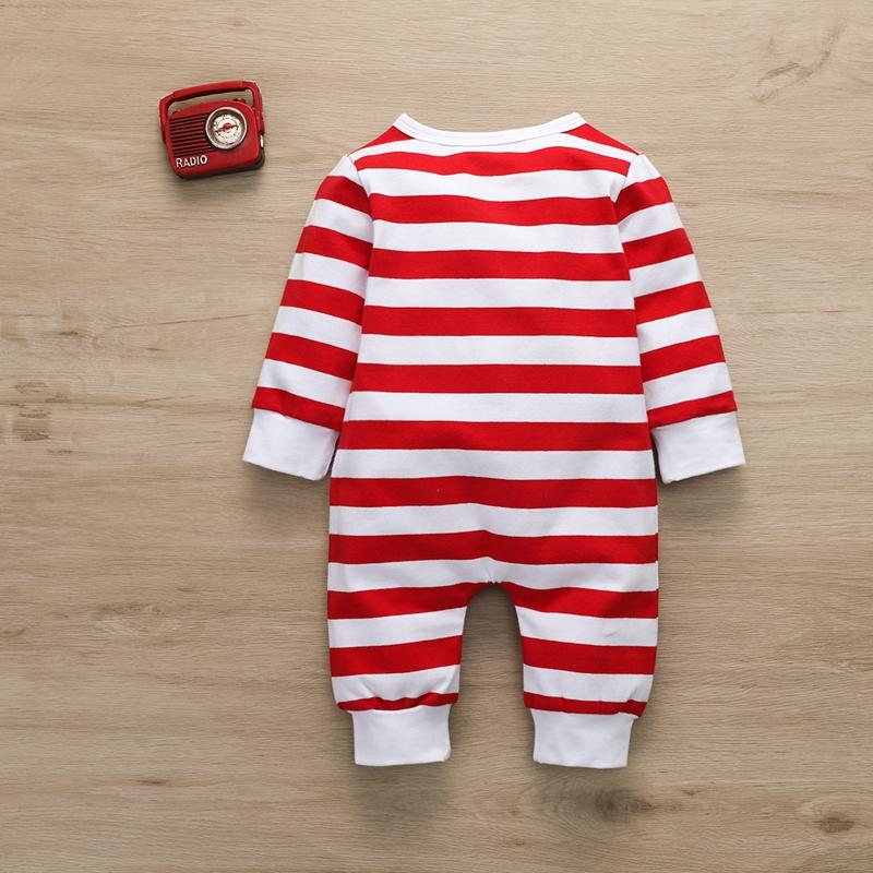 Striped Jumpsuit for Baby Girl