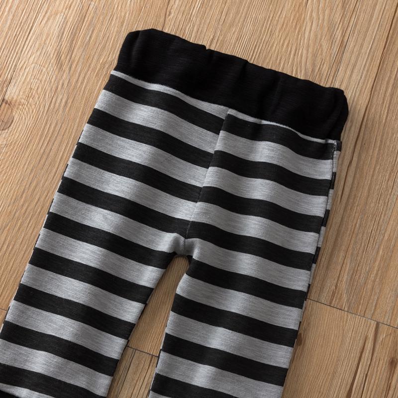 3-piece Hat & Romper & Pants for Baby Boy