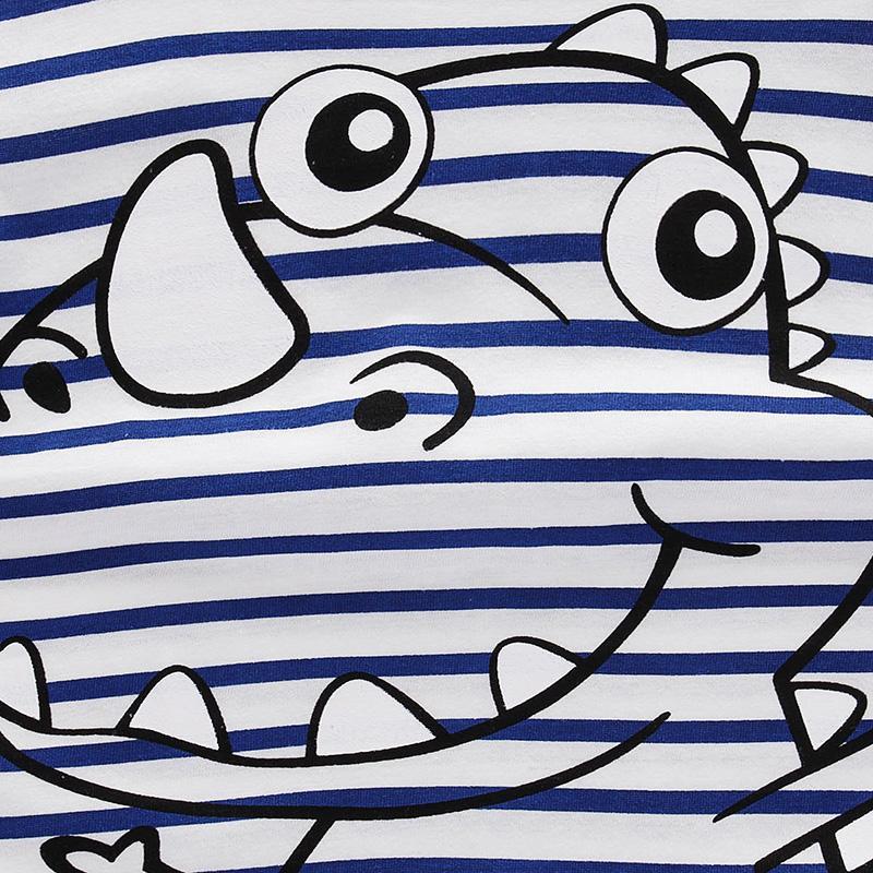 Striped T-shirt for Boy