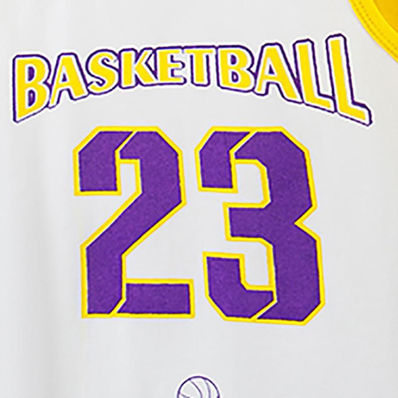 2-piece Basketball Uniforms for Boy