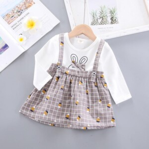Plaid Dress for Toddler Girl
