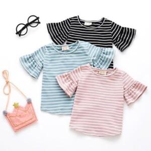 Striped T-shirt for Toddler Girl