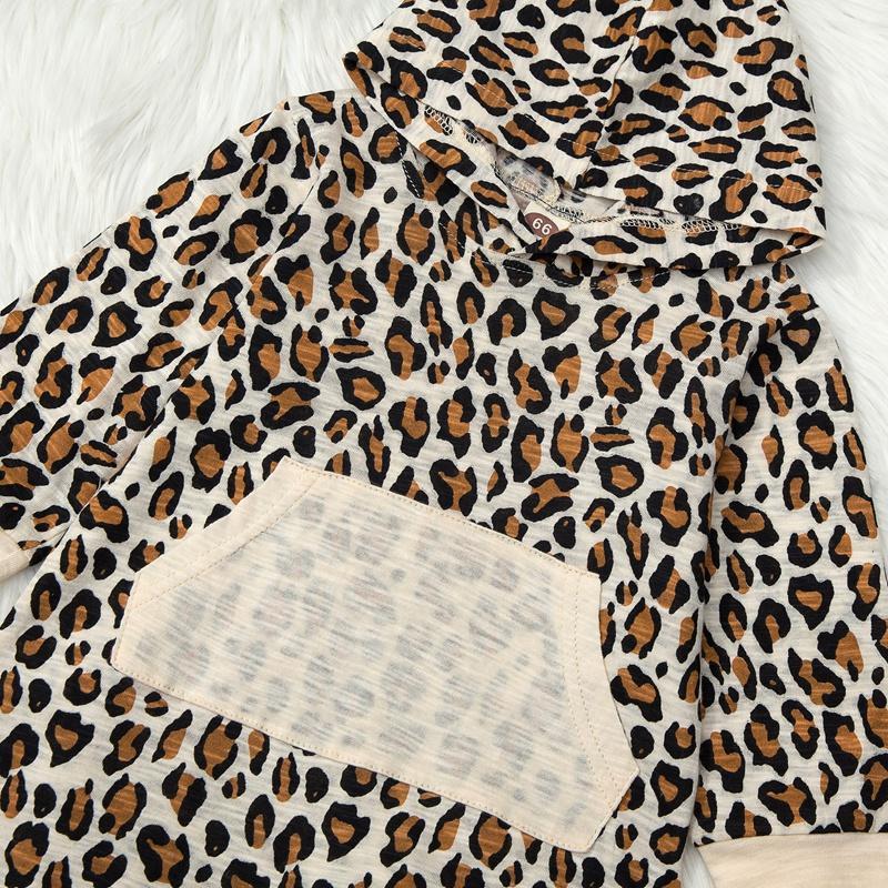Leopard Jumpsuit for Baby