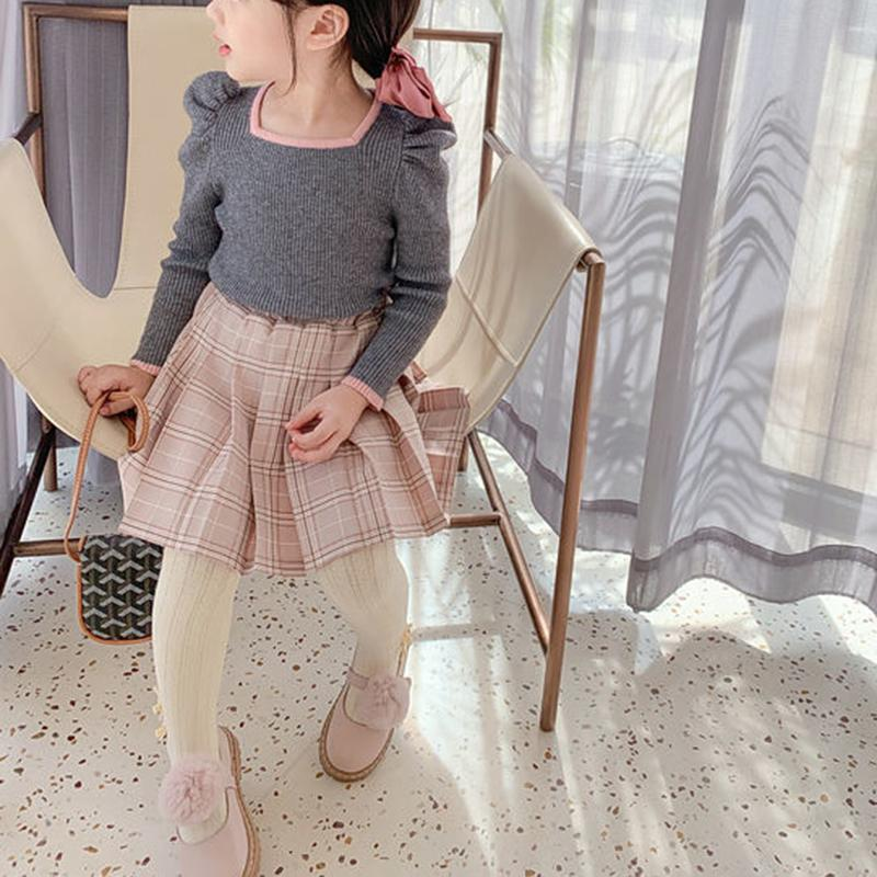 Cute Knitted Sweater for Toddler Girl