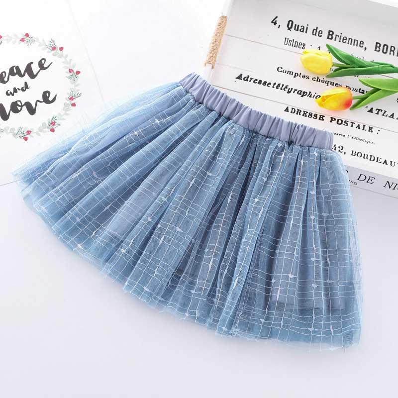 Mesh Skirt for Girl