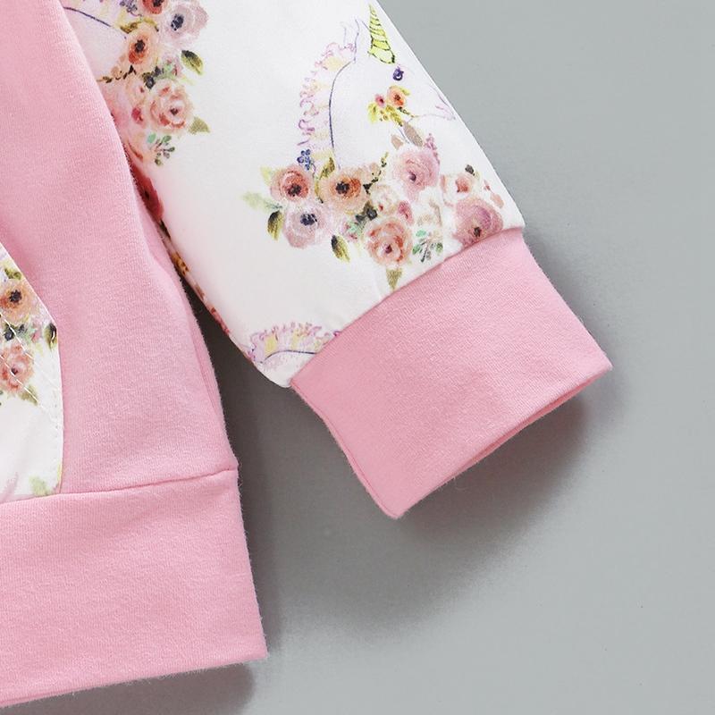 2-piece Sweatshirt & Pants for Baby Girl