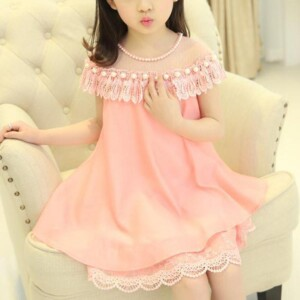 Lace Dress for Girl