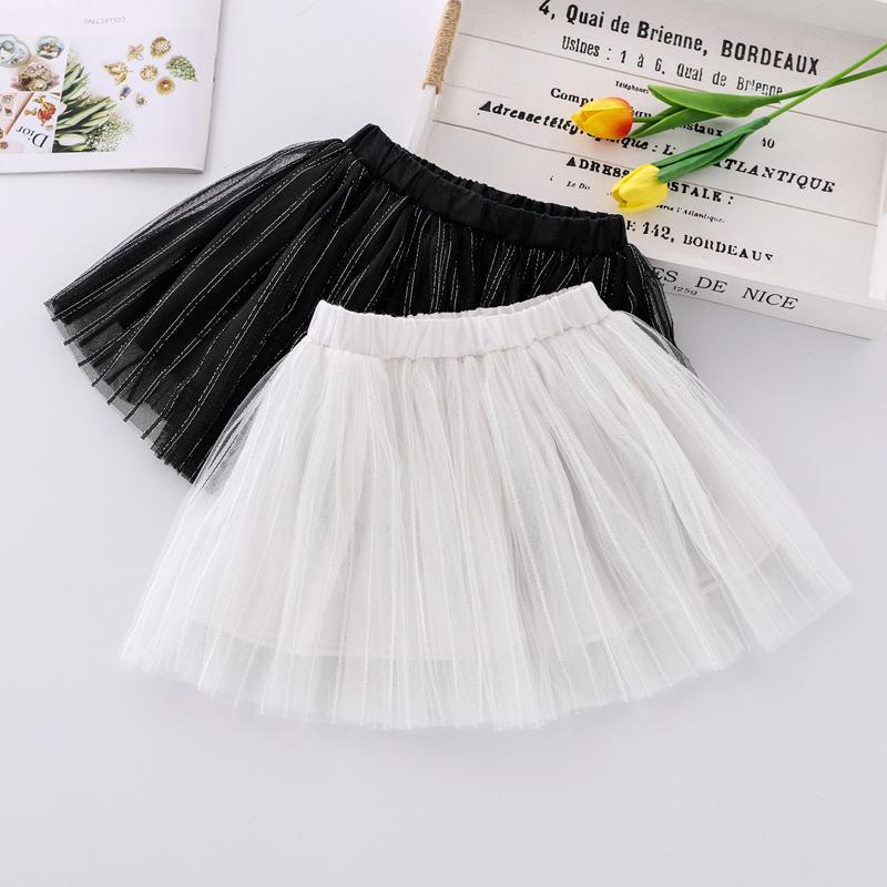 Mesh Short Skirt for Girl
