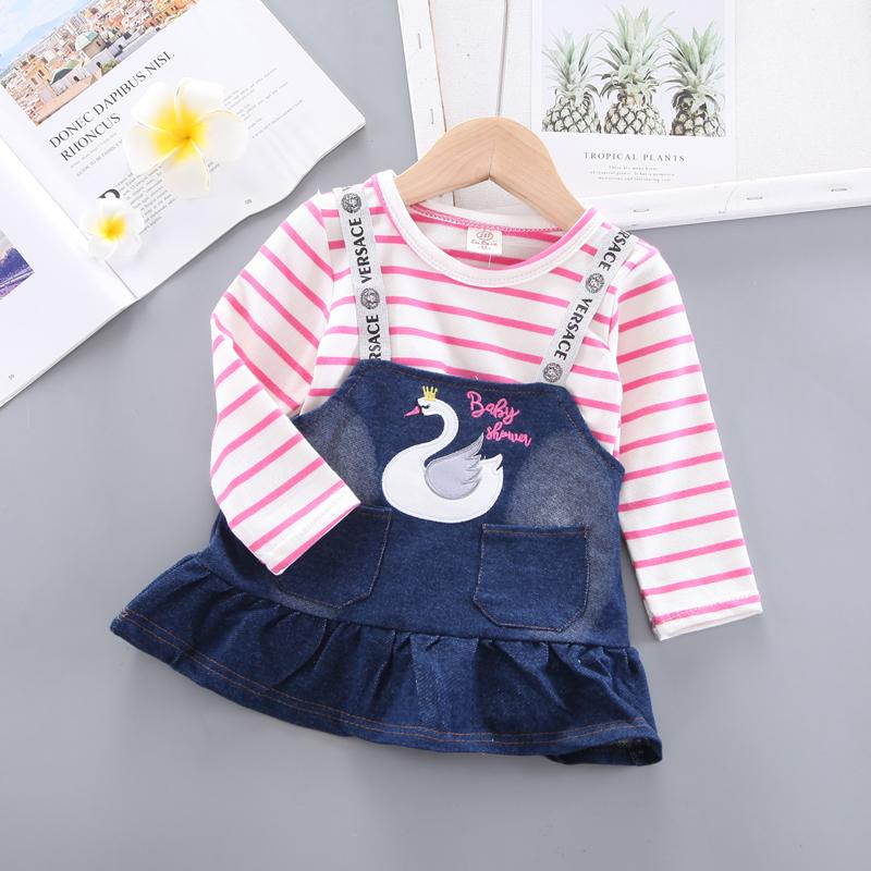 2-piece Dress Set for Toddler Girl