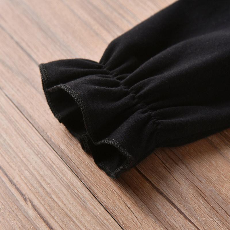 2-piece Long Sleeve T-shirt & Pants for Toddler Girl