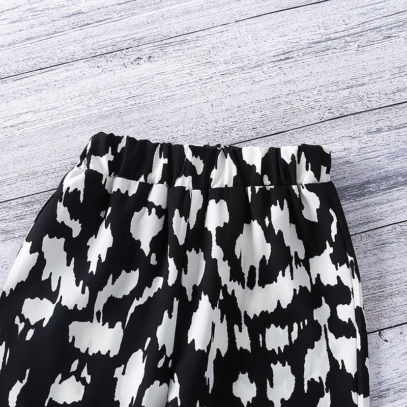 2-piece T-shirt & Pants for Toddler Girl