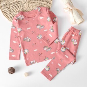 2-piece Pajamas Sets for Girl