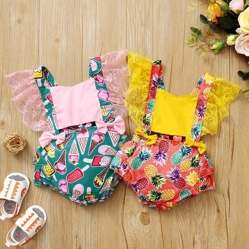 Bodysuit for Baby Girl