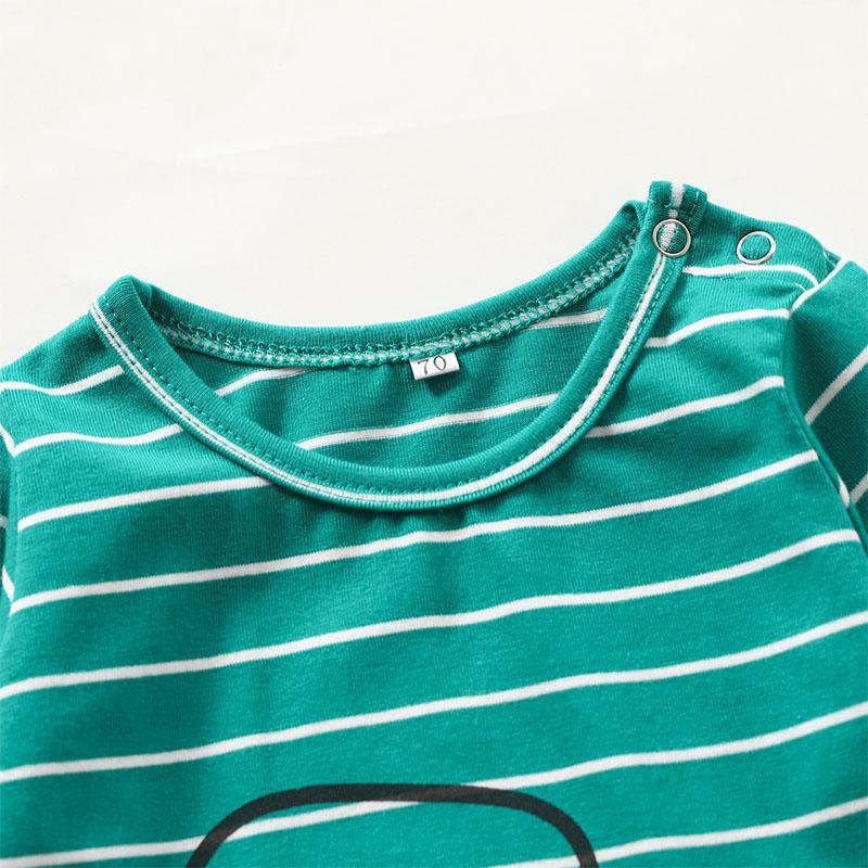 Striped Jumpsuit for Baby