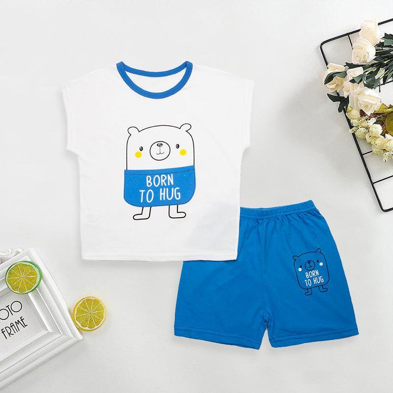 2-piece Pajamas Sets for Toddler Boy