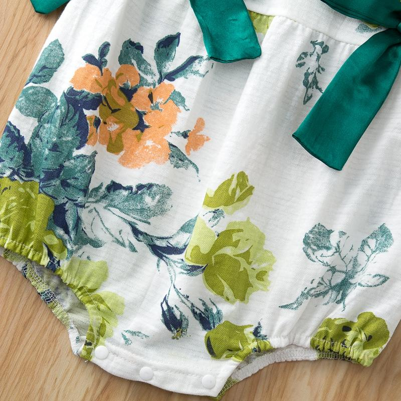 Floral Bodysuit for Baby Girl