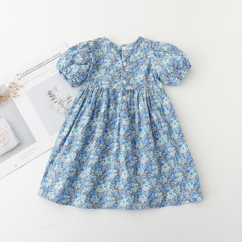 Floral Dress for Toddler Girl