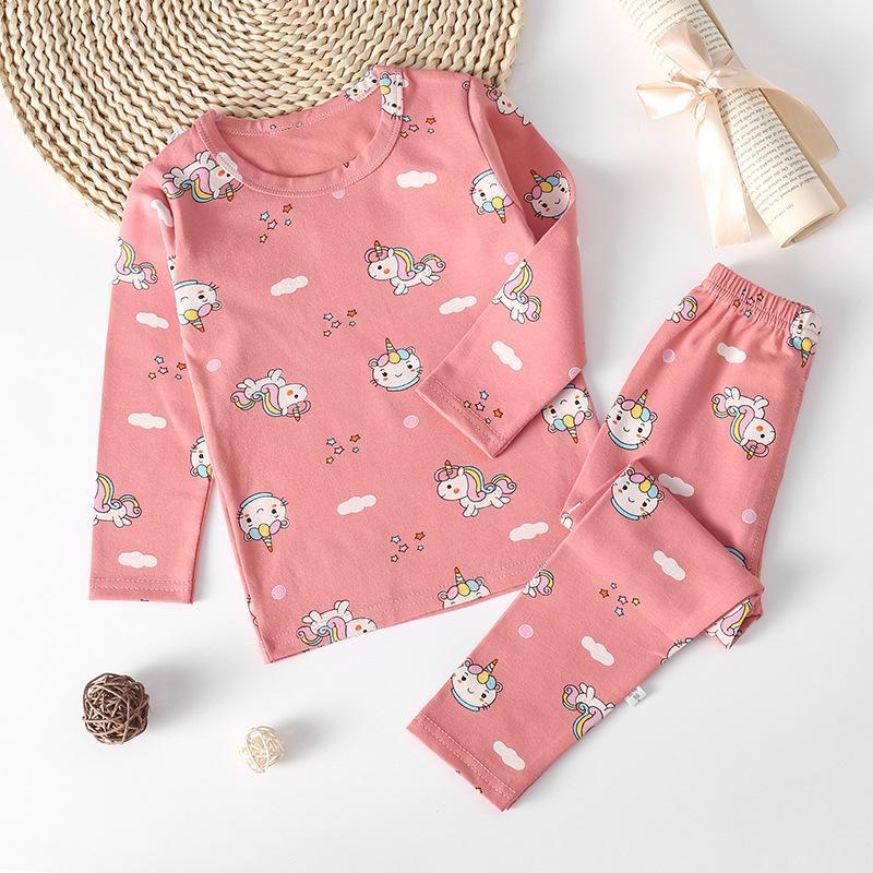 2-piece Pajamas Sets for Girl