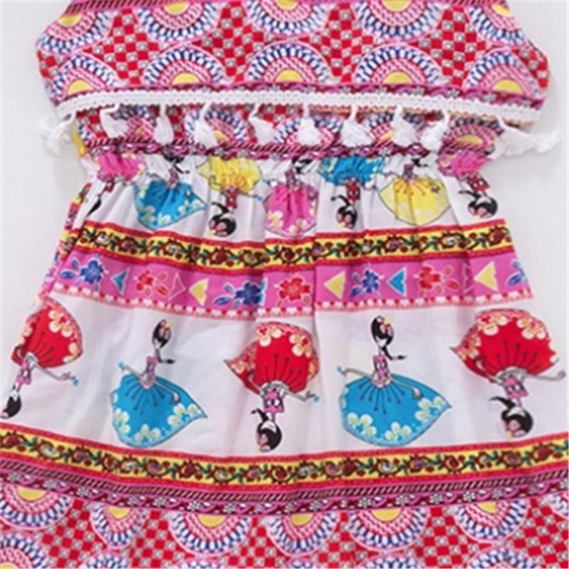 Boho Dress for Girl