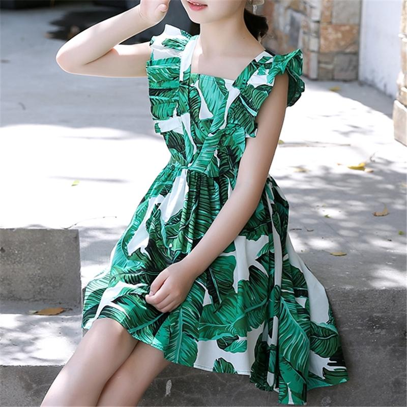 Floral Dress for Girl