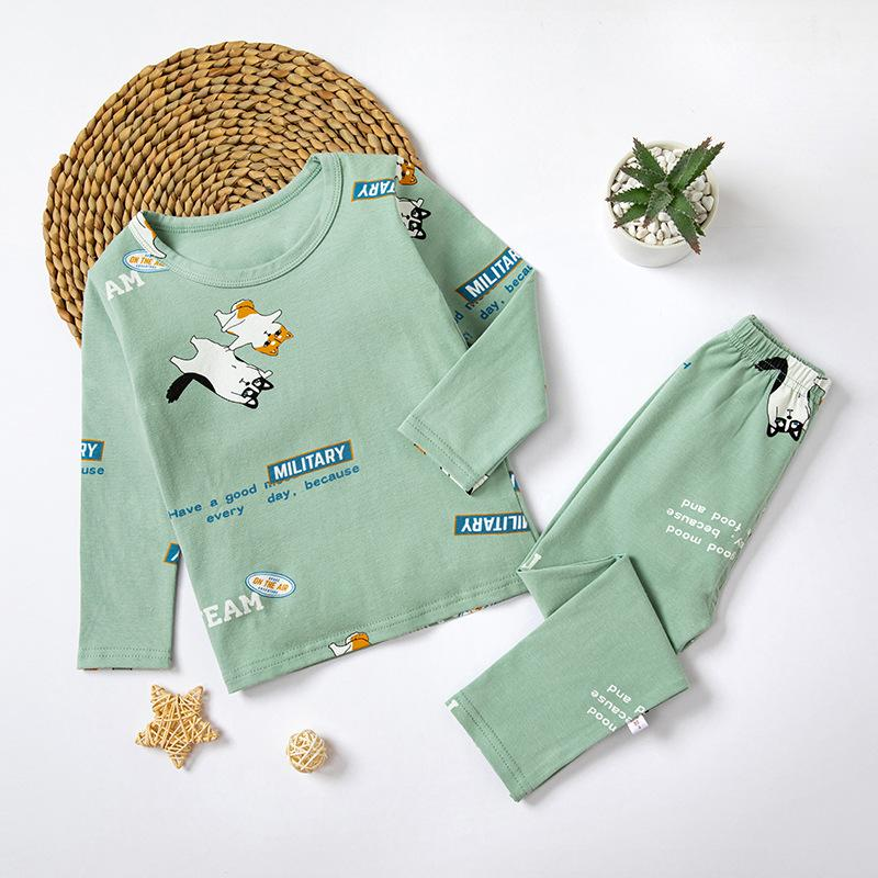 2-piece Pajamas Sets for Boy