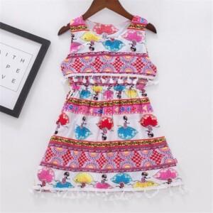 Boho Dress for Girl