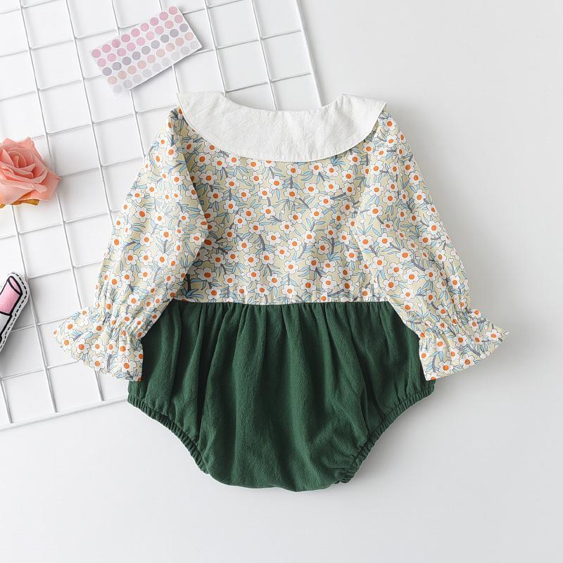 Floral Bodysuit for Baby Girl