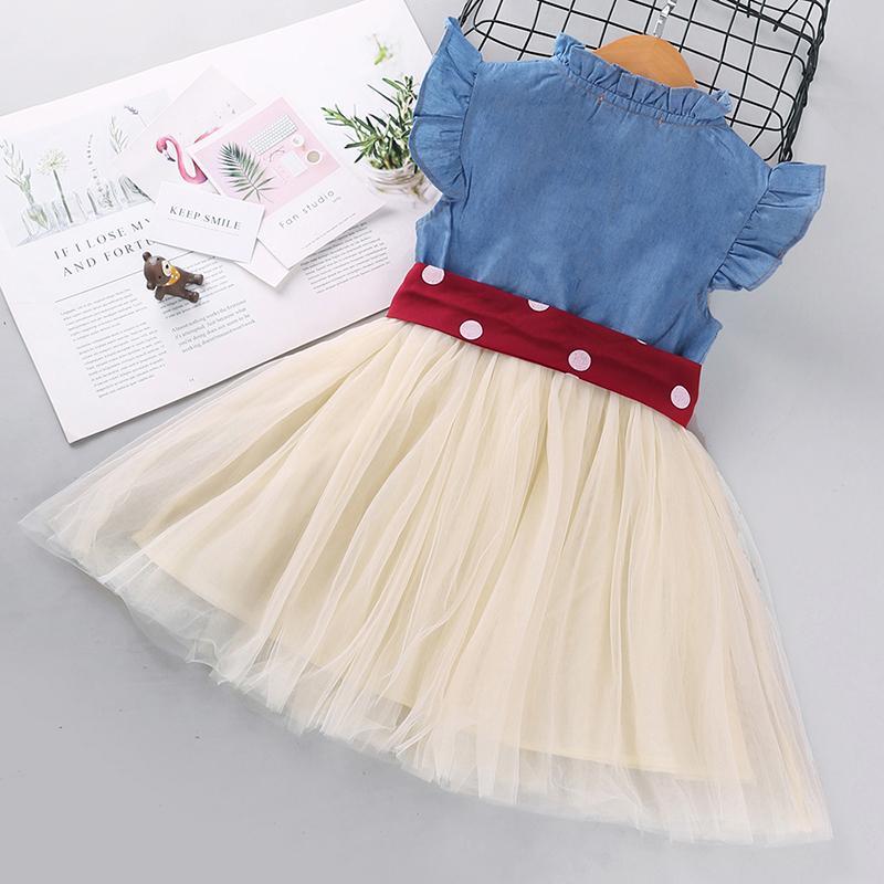 Ruffle Dress for Toddler Girl
