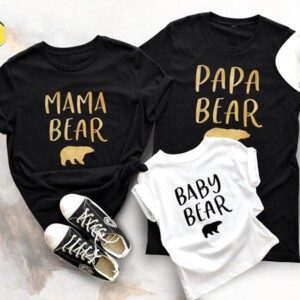 T-shirt for Whole Family