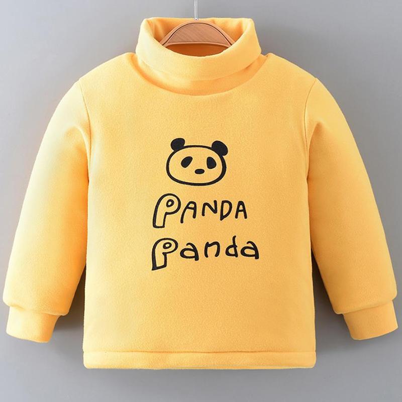 Letter Pattern Long Sleeve T-shirt for Toddler Girl