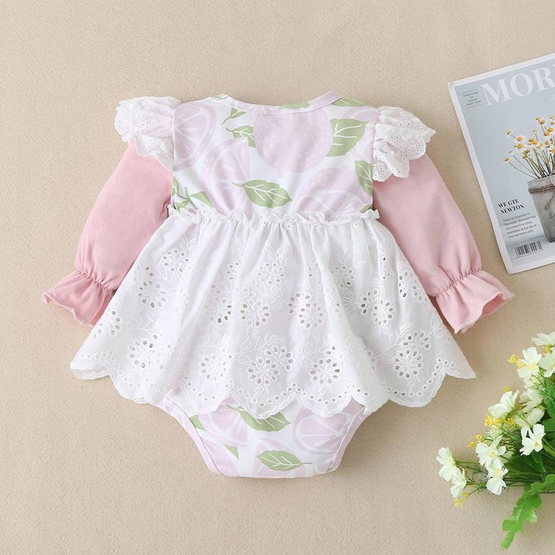 Lace Bodysuit for Baby Girl