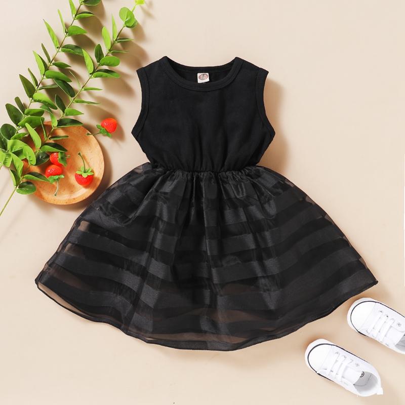 Mesh Dress for Toddler Girl
