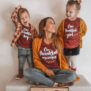 T-shirt for Mother & Baby