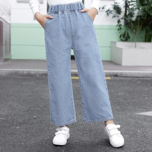 Loose Jeans for Girl